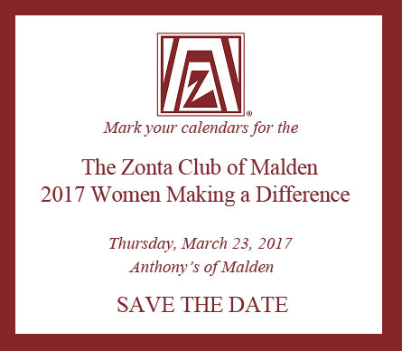MALDEN Save the Date