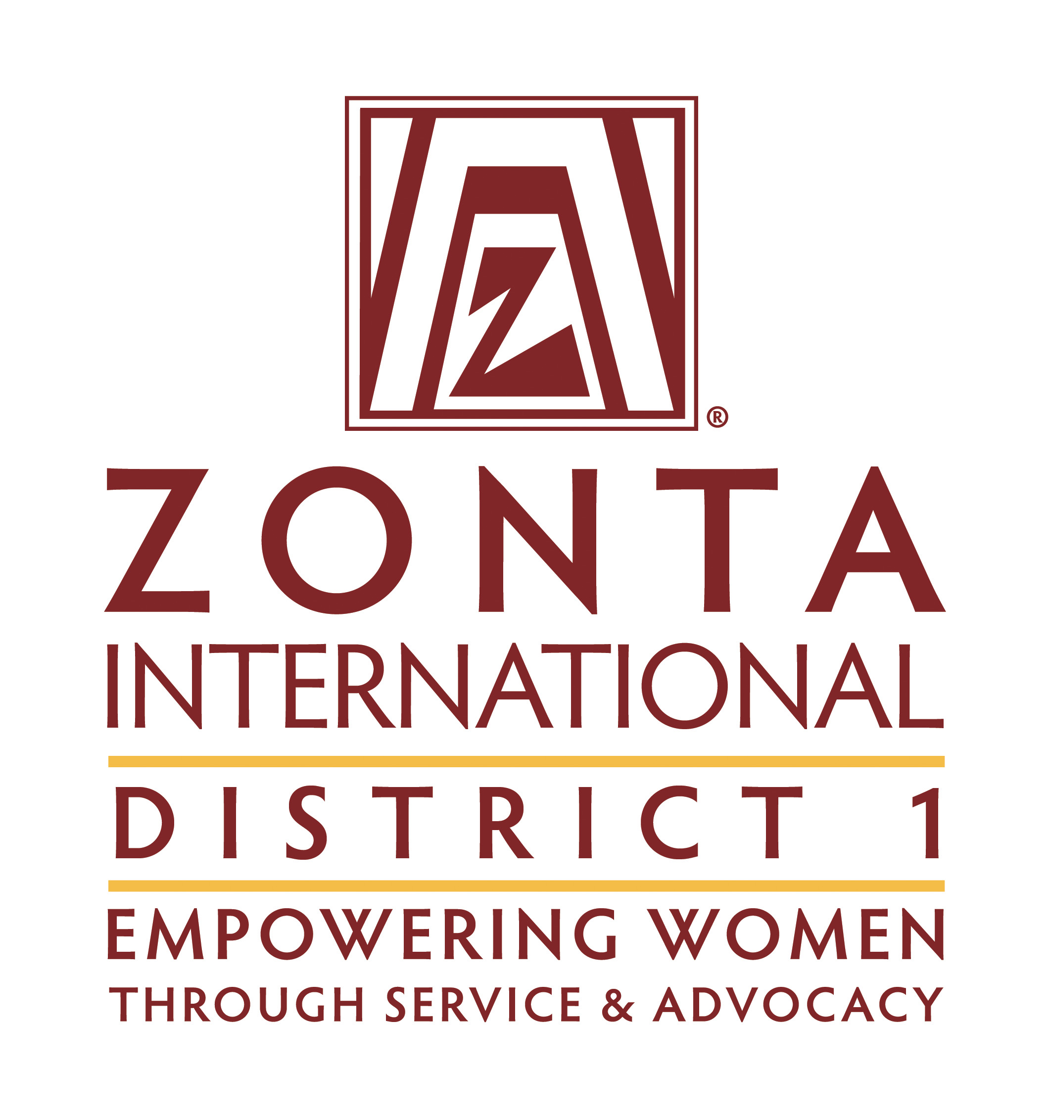 Zonta District 01 logo